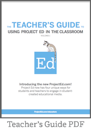 Project Ed Teachers Guide